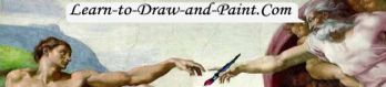 Learn to Draw and Paint Logo